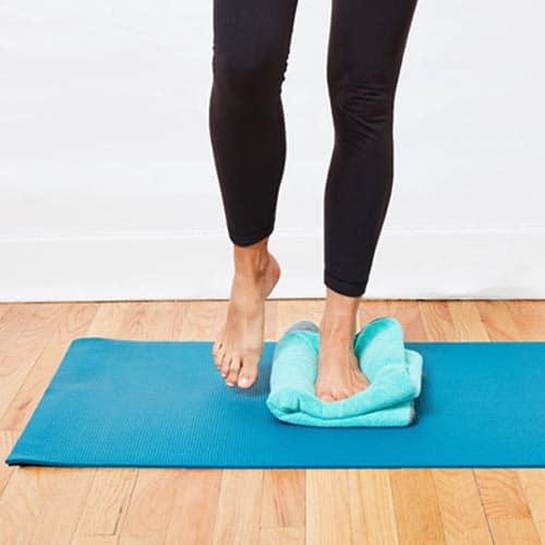 กายภาพข้อเท้าพลิกบ่อย