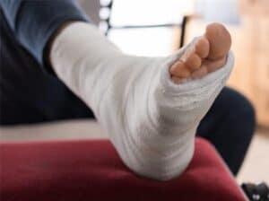 เจ็บส้นเท้าเหมือนเข็มทิ่ม