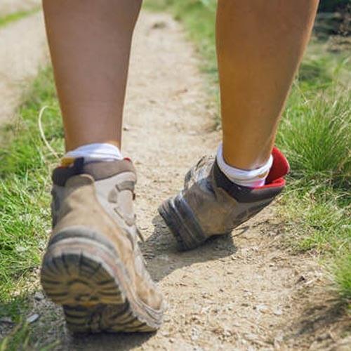 ข้อเท้าพลิก กระดูกงอก