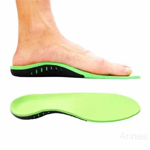 รองเท้ากระดูกงอกที่เท้า