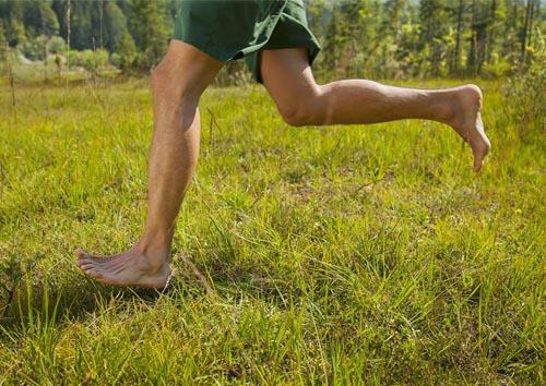 รองเท้าแตะวิ่งน้ำหนักเบา