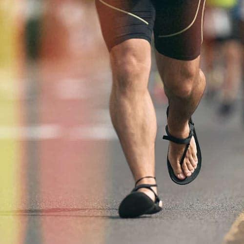 รองเท้าแตะใส่วิ่ง
